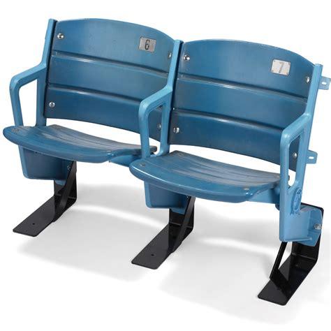authentic yankee stadium seats hammacher schlemmer