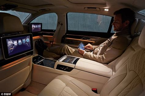 how to make car seat more comfortable bmw s 7 series boasts a cinema seats and