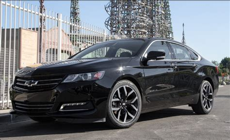 2019 Chevrolet Impala Release Date
