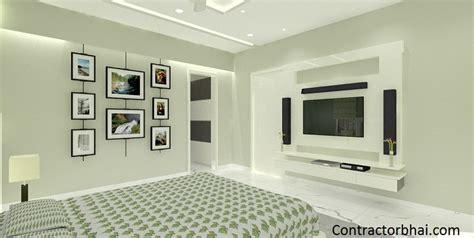 2 Bhk Home Interior Design : 2bhk Interior Designing In Borivali, Mumbai