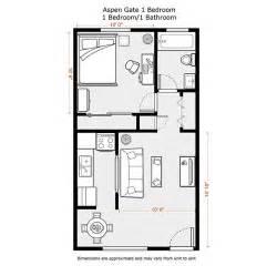 One Bedroom Flat Floor Plans by 1 Bedroom Apartment Floor Plans 500 Sf Du Apartments