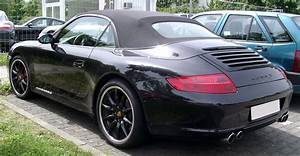 Porsche 911 Carrera Cabrio : file porsche 911 carrera s cabrio rear ~ Jslefanu.com Haus und Dekorationen