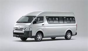 Toyota Hiace Bus High Roof 16 Seats AC CPS Africa