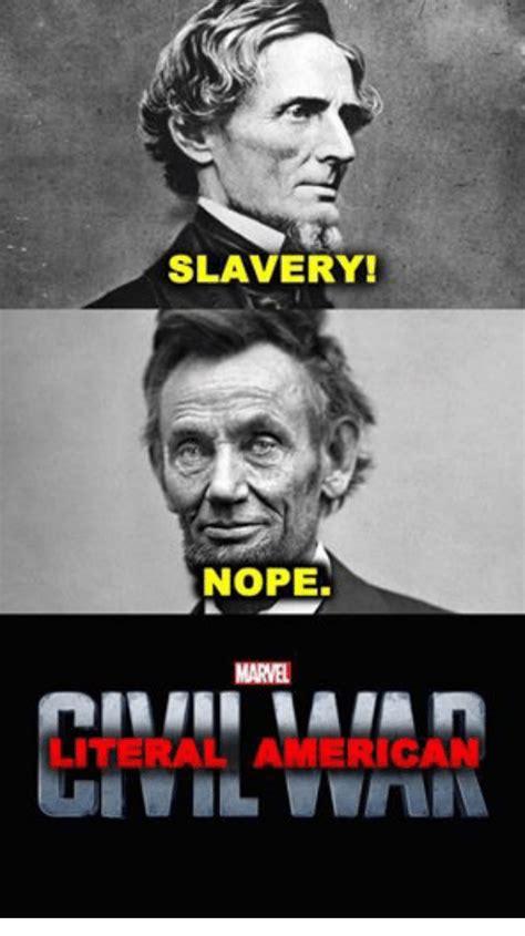 Slavery Memes - slavery nope literal american american meme on sizzle