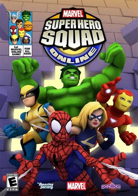 Marvel Super Hero Squad Online Download Free Full Game ...