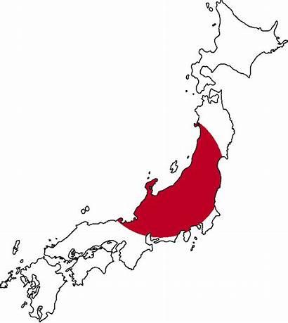 Japan Flag Map Transparent Japanese Landkarte Umriss