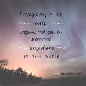 Inspirational Quotes About Photography