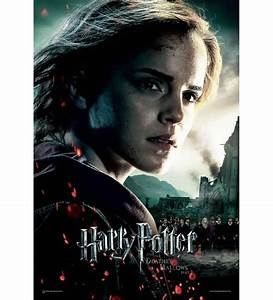 Harry Potter And The Deathly Hallows Part 2 -Hermione Poster