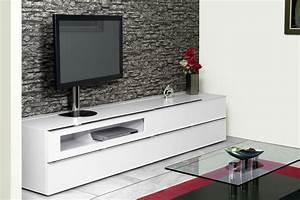 Hänge Tv Schrank : lowboard media 3000 wei wei hochglanz von loddenkemper ~ Michelbontemps.com Haus und Dekorationen