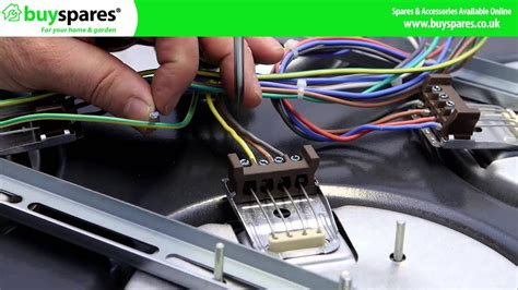 how to replace an electric cooker hot plate youtube