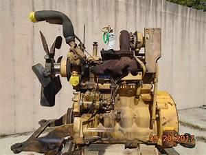R  F  Engine John Deere 276t Oem Engine Complete John