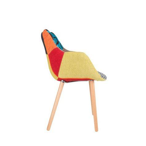 chaises capitonnées chaises lounge twelve patchwork capitonnées grises et