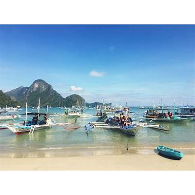 El Nido Palawan Getaway and Sample Itinerary – Count Ocram