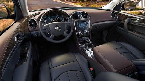 buick enclave overview  news wheel
