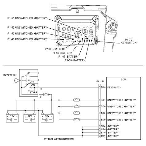 cat 3126 ecm wiring diagram free wiring diagram