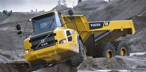 volvo af specifications technical data