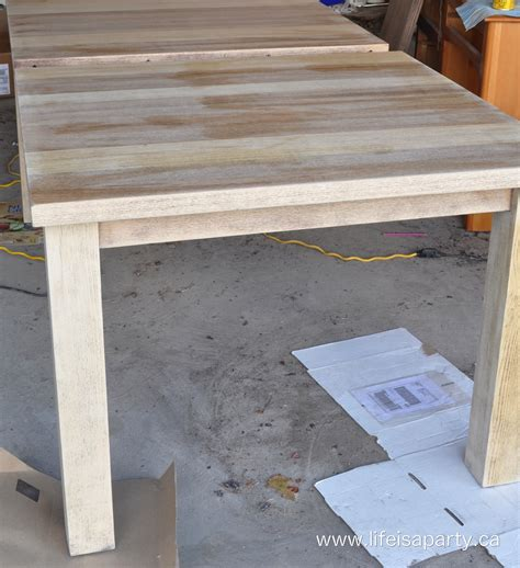 how to seal wood table how to refinish a dark wood veneer dining room table