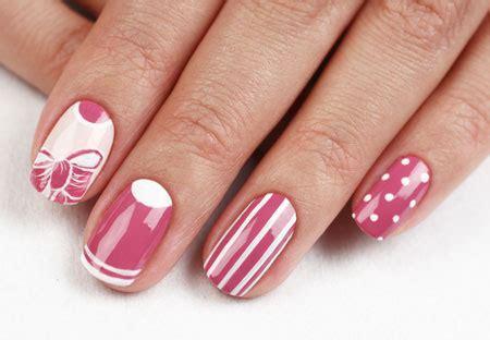 Простой дизайн ногтей для начинающих фото пошагово идеи