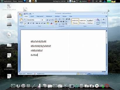 Word Microsoft Fonts Font Potter Harry 2007