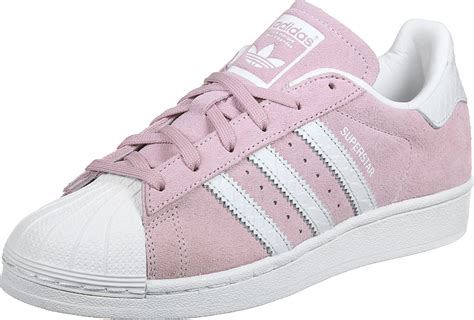 Adidas Superstar W Shoes Pink White