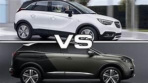 Opel Crossland 2018 : 2018 opel crossland x vs 2017 peugeot 3008 youtube ~ Medecine-chirurgie-esthetiques.com Avis de Voitures