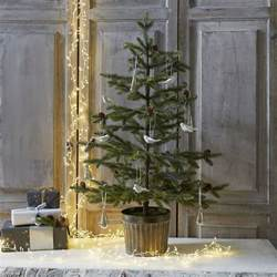 best artificial trees to light up the festive season ideal home