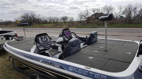 Boat Trader Wichita Falls Tx by 2016 Skeeter Fx 20 20 Foot 2016 Boat In Scotland Tx