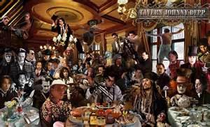 Johnny Depp Movie Characters