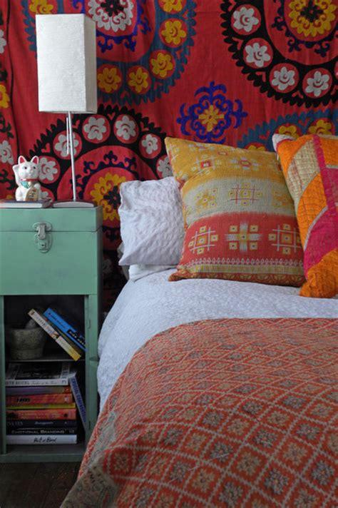 dallas tx paige morse eclectic bedroom dallas