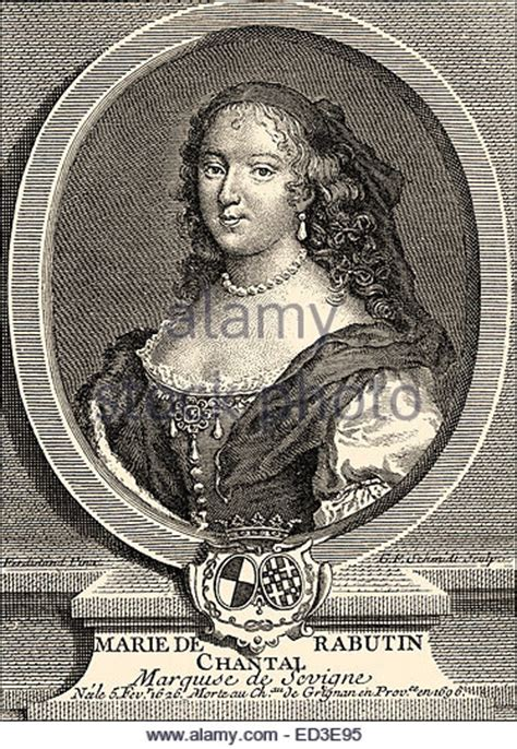 de rabutin chantal marquise de sevigne chantal stock photos chantal stock images alamy