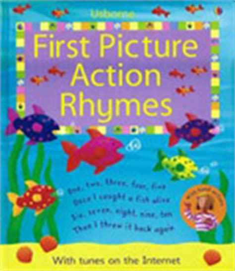 preschool finger plays 543 | first picture action rhymes 01