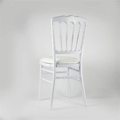chaise blanche napoleon