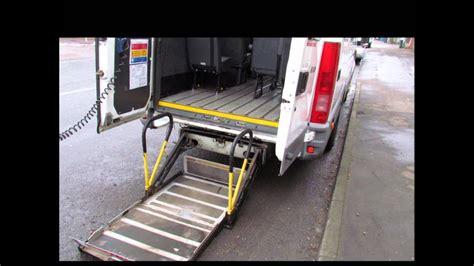 Ford Iveco Minibus For Sale Scotland 01592 713443