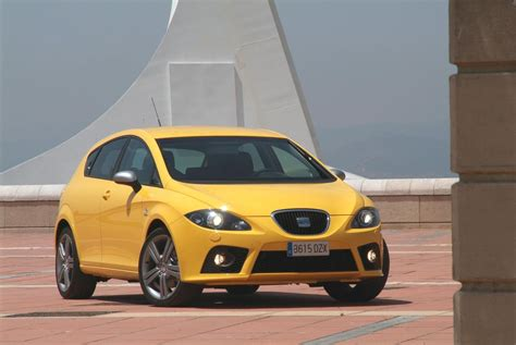 seat leon fr  tfsi review top speed