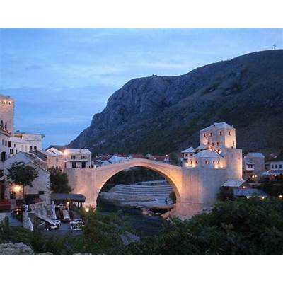 Old Mostar bridge « Visit South East Europe