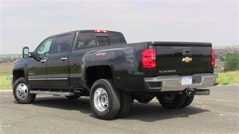 2015 Chevy Silverado 3500 Hd Dually  Look And Act Like A