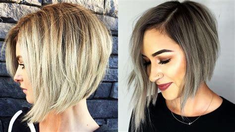 Bob Hairstyle For Women 2018 & 2019 Vidal Sassoon Bob