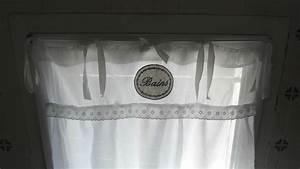 Rideau De Salle De Bain : rideau petite fenetre salle de bain ~ Premium-room.com Idées de Décoration