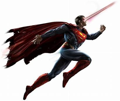 Superman Among Injustice Fighting Gods Batman Renders