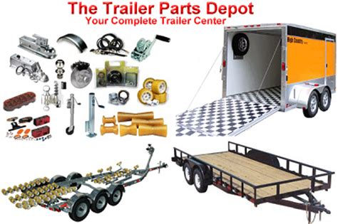 Boat Trailer Brake Parts Near Me by Trailer Parts Depot 1 Source For All Your Trailer Parts