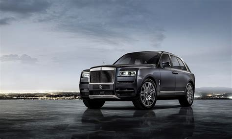 2019 Rollsroyce Cullinan Rendered In Entrylevel Trim
