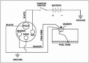 6 Volt Positive Ground Wiring Diagram Fuel Tank