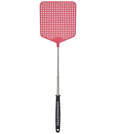 black non slip telescopic fly swatter stable fly kramer