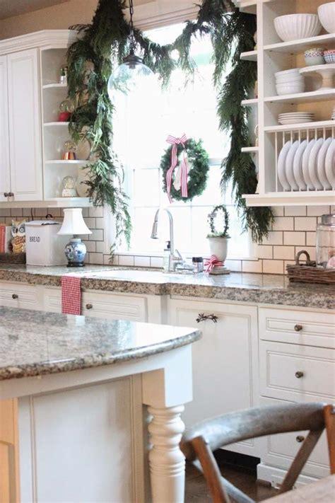noel cuisine décoration noël de la cuisine un décor élégant pour les fêtes