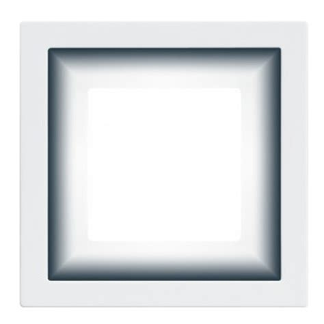 zumtobel lighting panos infinity led square light
