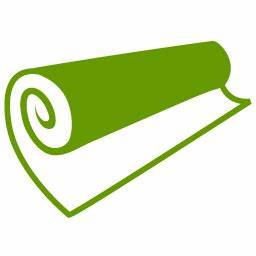 Carpet cleaning icon for Green carpet png