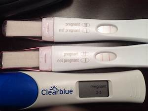 What does a positive pregnancy test really look like ...