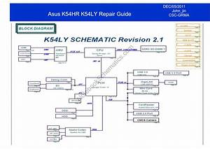 Asus K53sv Schematic Diagram