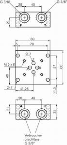 Connection Plates For Valves With Ng6 Wiring Diagram