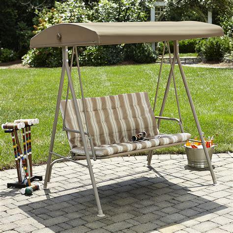 Essential Garden 2-Seat Garden Swing